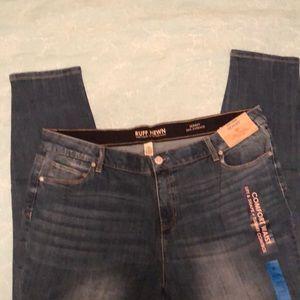 ♦️🆕♦️ NWT RUFF HEWN DENIM Skinny jeans